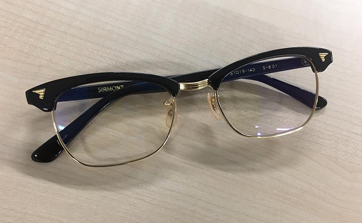 他店で購入したメガネフレームにレンズを入れられます